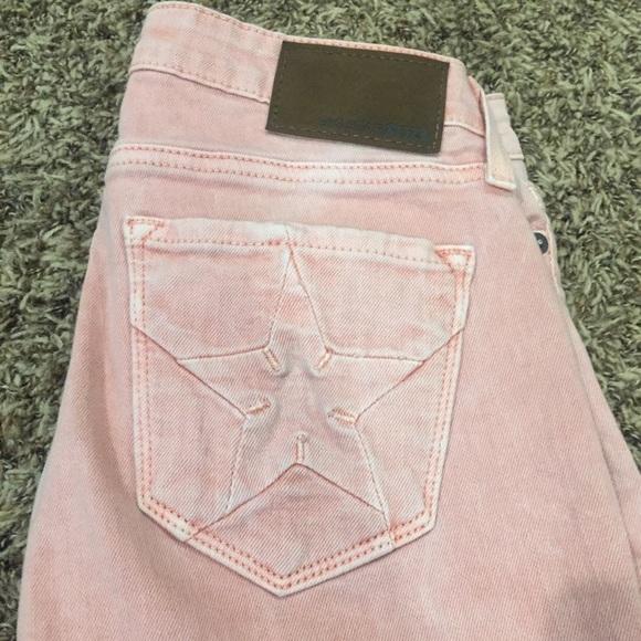 Big Star Pants - Big star Alex mid rise